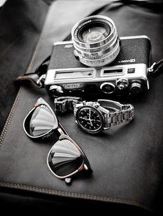 a man's essentials #mensfashion #style #fashion #menstyle #mensapparel #accessories