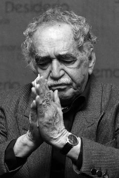 Tales of Mystery and Imagination: Gabriel García Márquez: Alguien desordena estas rosas