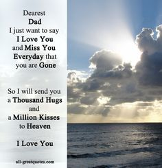 rip dad, heaven, dearest dad, dead dad quotes, sayings about dad