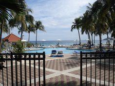 Marriott Beach Resort, Curaçao - 2010