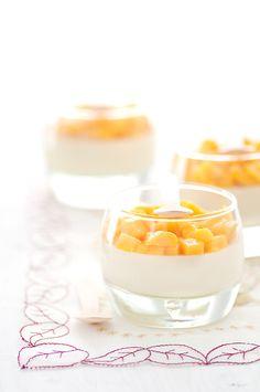 ... health lemongrass panna improv food panna cotta healthy desserts