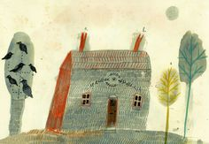 The woodland house - Katt Frank