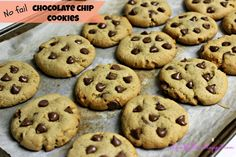 A Bountiful Love: No Fail Chocolate Chip Cookies