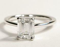 so perfect! 1.55 ct emerald cut