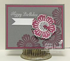 My Crafty World: Happy Birthday