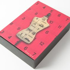 City Couture Assorted Keepsake Note Cards, $17.95