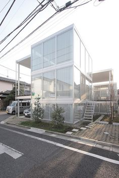 Shakujii Apartment - Kazuyo Sejima