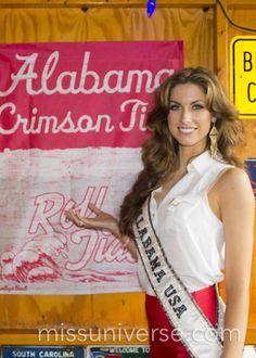 Miss Alabama USA 2012  Katherine Webb