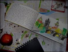 travelling diary