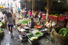 Wandering the market, enjoying the local bounty, by Neil Stolmaker on AFAR.com #Ubub #Bali