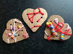 simple v-day craft