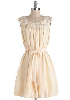 {Adoring You Dress} So pretty.