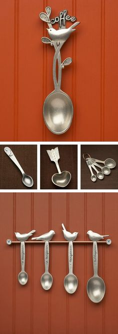 {Coffee Spoon} *Love this ...