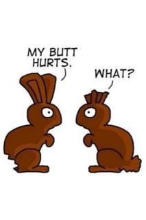 I hope you all have an awesome Easter with your family and friends :)