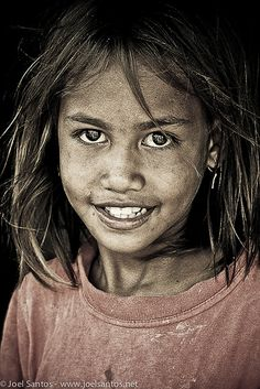 East Timor. The beautiful, free people of the Democratic Republic of East Timor.
