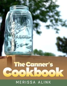 The Canner's Cookbook is a FREE download during the month of June! This 35 page ebook will give you recipes and inspiration on how to use your home canned goods.
