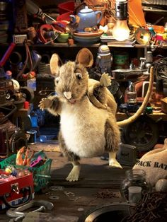 Rat with Pack at theBIGzoo.com, a family-owned toy store.