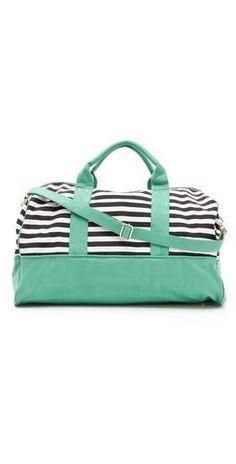 an adorable weekend bag!