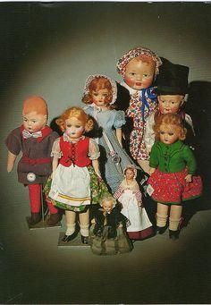 Finnish dolls
