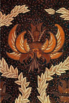 batik kauman, Iwan Tirta's collection