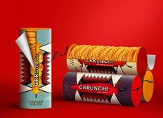 Crrunch!: your daily #packaging smile : ) PD