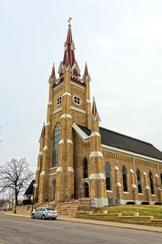 St. Marks Catholic Church in Shakopee, Minnesota
