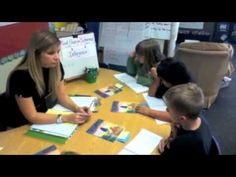 It's always helpful to see a great guided reading lesson! This is a good one!