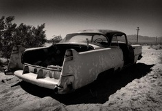 1955 Cadillac print