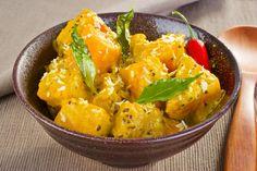 Pumpkin Curry — India