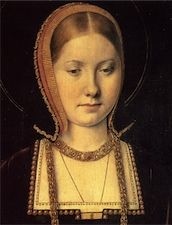 Catherine of Aragon married to King Henry VIII: 11 June 1509