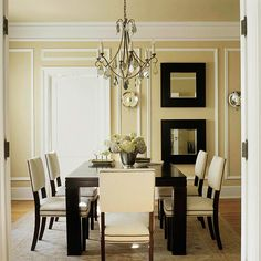 decorating with molding