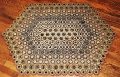 penny rugs, area rugs, wool penni, penni rug, antiqu wool
