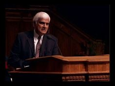 "Ravi Zacharias answers the question: ""How can there be a loving God if He condemns people to hell when they do not have sufficent evidence to belive in Him."""