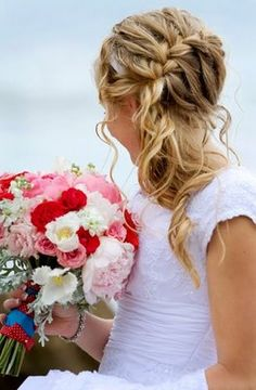 beautiful braid for an occasion