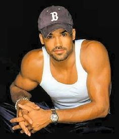 hot men sexy! this man, peopl, eye candi, shemar moore, hot, shemarmoor, men, baseball caps, boston red sox