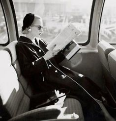 Vintage travel fashion