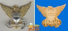 Creative Marketing Ideas - Navy Retirement Party - Eagle - #Navy #Marketing #Ideas