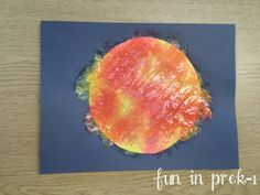 Fun in PreK-1: There's No Place Like Space: Outer Space Adventures & Friday Freebie