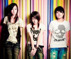 Japanese rock band, Stereopony.