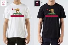 Galactic Empire t-shirt