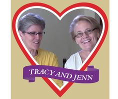 Tracy was the primary caregiver for her grandmother, who died with Alzheimer's disease – and now she is the primary caregiver for her wife Jen. Celebrate this couple's enduring love and learn about their life together in these special videos: http://www.alzheimersblog.org/2014/02/11/tracy-jen-love-story/