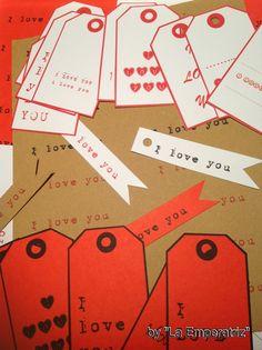 Etiquetas San Valentin