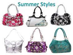 Handbags, Bling & More! Cute Purses!! In Stock: $45