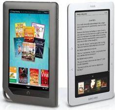 How to get FREE Nook E-Books!