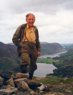 "Donald Watson--Founder of the Vegan Society and originator of the word ""vegan"""