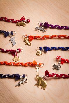 SEC Charm Bracelets by Dimestore Diamonds for Bourbon & Boots