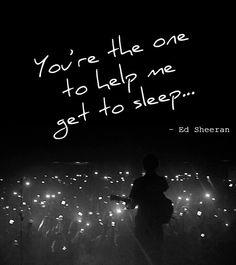 Ed Sheeran Firefly