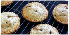Apple-Caramel Hand Pies
