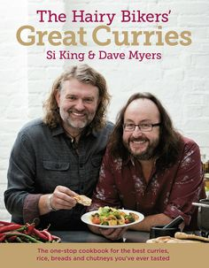 The Hairy Bikers' Great Curries cook book