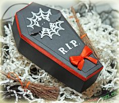 RIP Coffin treat box SVG cut file from www.digitaldelightsbyloubyloo.com